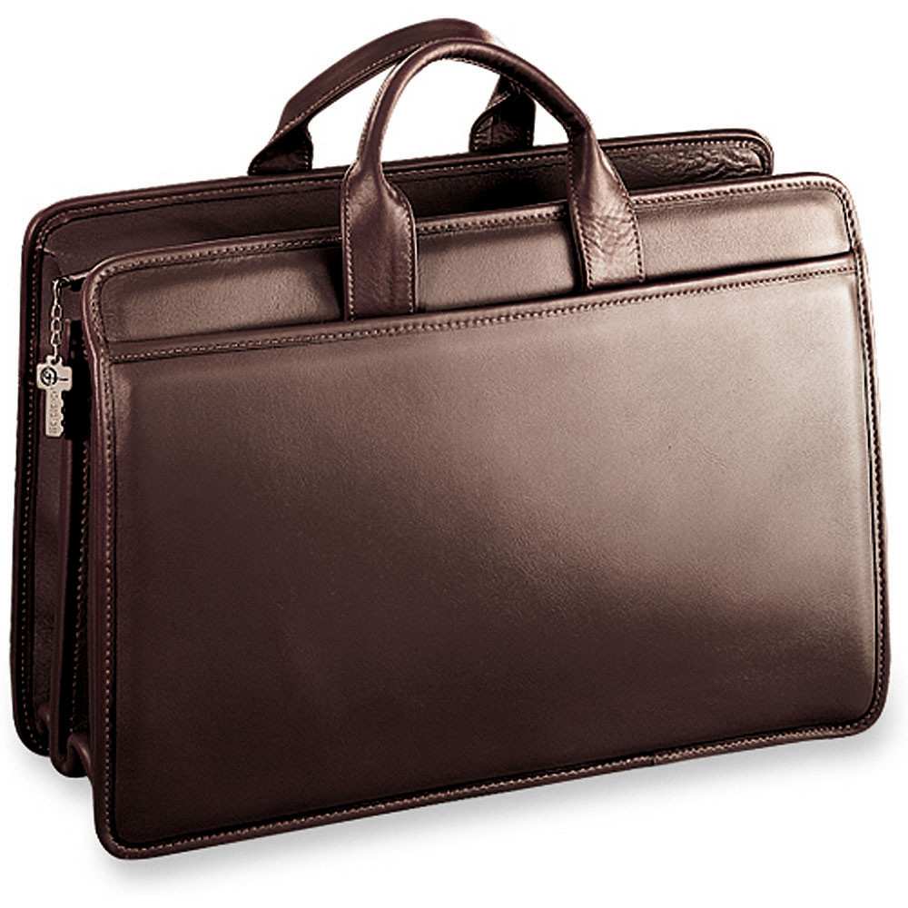 e04b55188833 Top Zip Briefcases | Gene's Luggage