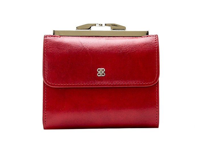 Bosca Old Leather 2234 Italian Leather Women S French
