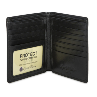 163935fd2b8 Osgoode Marley 1135 Leather RFID Hipster Wallet