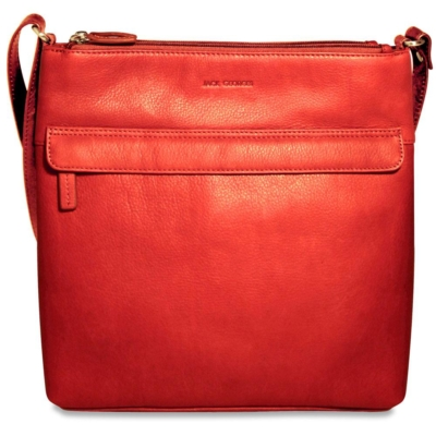 Jack Georges Soho 1832 Top Zip Crossbody Handbag 328c9b5e9bfc6