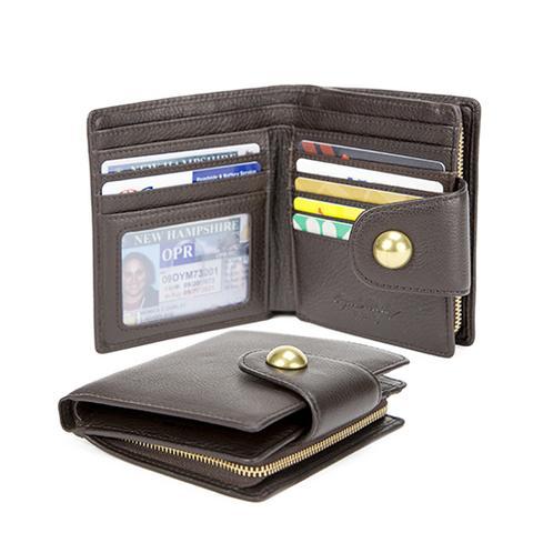 Osgoode Marley RFID Snap Wallet 1250