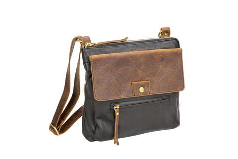 Osgoode Marley 7125 Luna Flap Crossbody Handbag